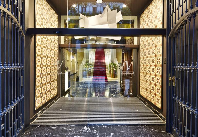 Hotel Vincci Galla 4 estrellas